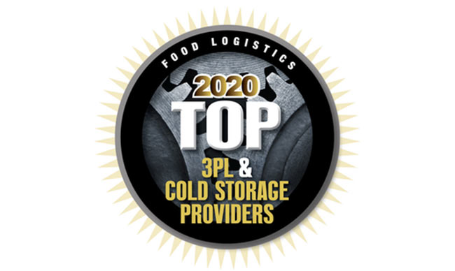 Food Logistics 2020 Top 3PL & Cold Storage
