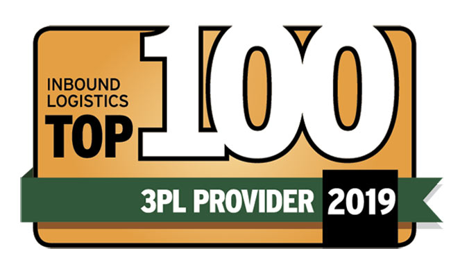Top 100 3PL Provider
